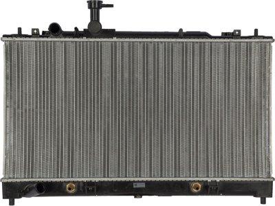 CSF CSF2991 Radiator - Factory Finish, Direct Fit