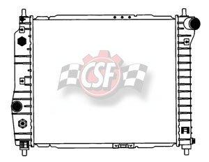 2004-2008 Chevrolet Aveo Radiator CSF Chevrolet Radiator 3255