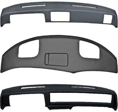 Dashtop DAS100815023 Dash Cover - Brown, Plastic, Cap, Direct Fit