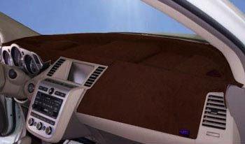 Dash Designs DSHD09220VDN Plush-Velour Dash Cover - Brown, Velour, Mat, Direct Fit