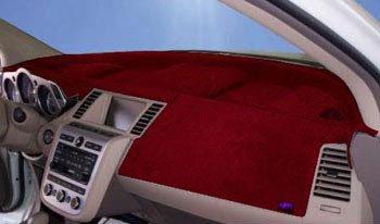 Dash Designs DSHD09730VRD Plush-Velour Dash Cover - Red, Velour, Mat, Direct Fit
