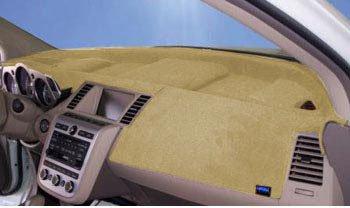 Dash Designs DSHD12510VVN Plush-Velour Dash Cover - Tan, Velour, Mat, Direct Fit