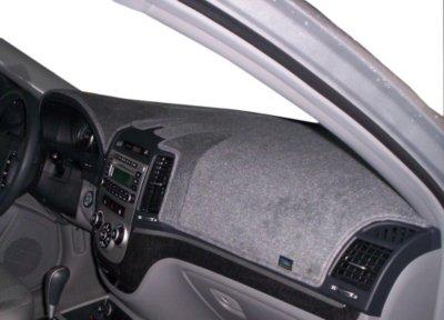Dash Designs DSHD13111VGY Plush-Velour Dash Cover - Gray, Velour, Mat