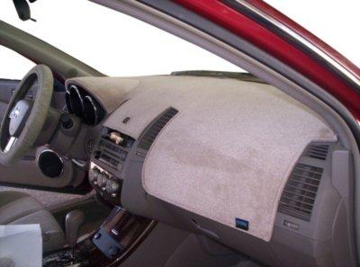 Dash Designs DSHD20042VLT Plush-Velour Dash Cover - Gray, Velour, Mat