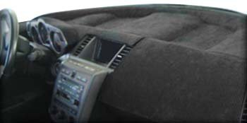 Dash Designs DSHD27020CCH Poly-Carpet Dash Cover - Gray, Carpet, Mat, Direct Fit