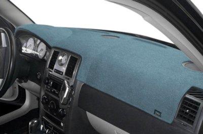Dash Designs DSHD28441VMB Plush-Velour Dash Cover - Blue, Velour, Mat