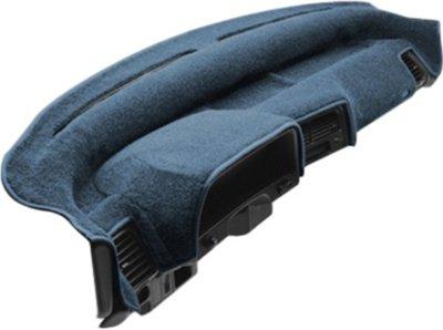 Dashmat DSM03080732 Dash Cover - Blue, Carpet, Mat, Direct Fit