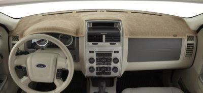 Dashmat DSM06580123 Dash Cover - Tan, Carpet, Mat, Direct Fit