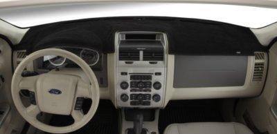 Dashmat DSM09850025 Dash Cover - Black, Carpet, Mat, Direct Fit