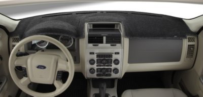 Dashmat DSM09850079 Dash Cover - Gray, Carpet, Mat, Direct Fit
