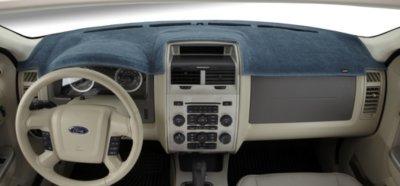 Dashmat DSM11050132 Dash Cover - Blue, Carpet, Mat, Direct Fit
