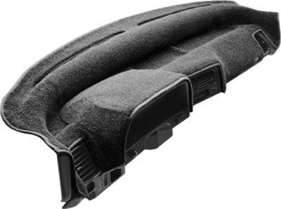 Dashmat DSM15410079 Dash Cover - Gray, Carpet, Mat, Direct Fit