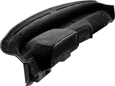 Dashmat DSM18630125 Dash Cover - Black, Carpet, Mat, Direct Fit