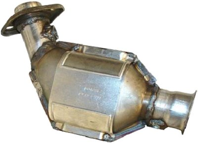 Eastern EAST10158 48-State Direct Fit Catalytic Converter - Traditional Converter, 48-State Legal (Cannot Ship to CA or NY), Direct Fit