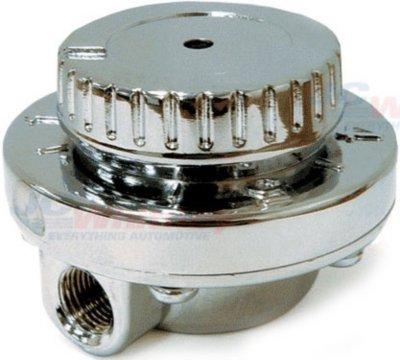 1954 1974 Volkswagen Transporter Fuel Pressure Regulator EMPI Volkswagen Fuel Pressure Regulator 00 9091 0 54 55 56 57 58 59 60 61 62 63 64 65 66 67 68 69 70 71