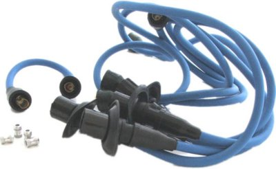 1955 1978 Volkswagen Transporter Spark Plug Wire EMPI Volkswagen Spark Plug Wire 00 9407 0 55 56 57 58 59 60 61 62 63 64 65 66 67 68 69 70 71 72 73 74 75 76 77