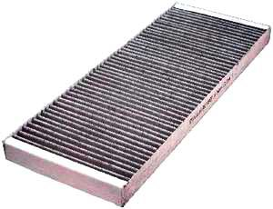 1994-1998 Audi Cabriolet Cabin Air Filter Fram Audi Cabin Air Filter CF8110A FFCF8110A
