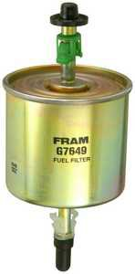 1993-1995 Ford Taurus Fuel Filter Fram Ford Fuel Filter G7649 FFG7649