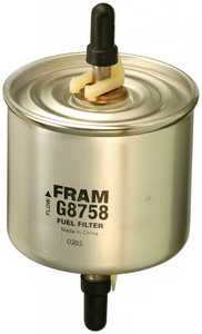 2000-2007 Ford Taurus Fuel Filter Fram Ford Fuel Filter G8758 FFG8758