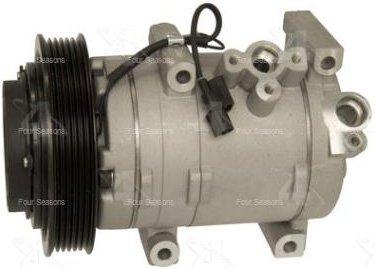 2009-2012 Acura TL A/C Compressor 4-Seasons Acura A/C Compressor 158335