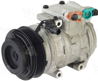2010 Kia Rondo A/C Compressor 4-Seasons Kia A/C Compressor 178302