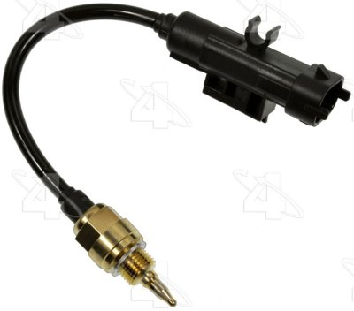 2012-2013 Fiat 500 Coolant Temperature Sensor 4-Seasons Fiat Coolant Temperature Sensor 37913