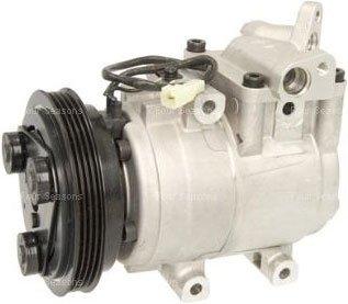 1999 Kia Sephia A/C Compressor 4-Seasons Kia A/C Compressor 58115