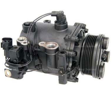 1999 Mitsubishi Galant A/C Compressor 4-Seasons Mitsubishi A/C Compressor 77484