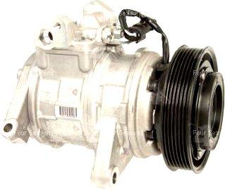 1999-2004 Jeep Grand Cherokee A/C Compressor 4-Seasons Jeep A/C Compressor 78380 FS78380