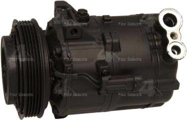 2006-2009 Pontiac Solstice A/C Compressor 4-Seasons Pontiac A/C Compressor 97563