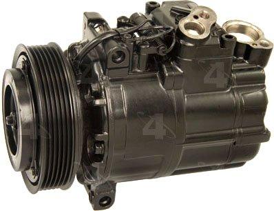 2003-2009 Saab 9-5 A/C Compressor 4-Seasons Saab A/C Compressor 97566