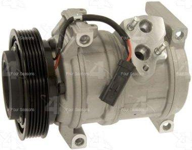 2005-2008 Chrysler Pacifica A/C Compressor 4-Seasons Chrysler A/C Compressor 98355