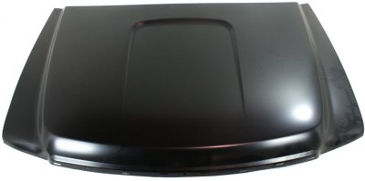 Image of 20082013 GMC Sierra 1500 Hood Replacement GMC Hood G130102Q
