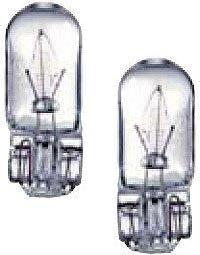 GE Lighting GE194BP2 Light Bulb - White, Direct Fit