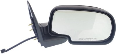 Kool Vue GM59BR Mirror - Paint to match, Direct Fit, Non-heated