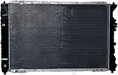 GPD GPD2754 Radiator - Factory Finish, Direct Fit