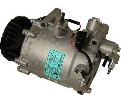2007-2012 Acura RDX A/C Compressor GPD Acura A/C Compressor 6512639