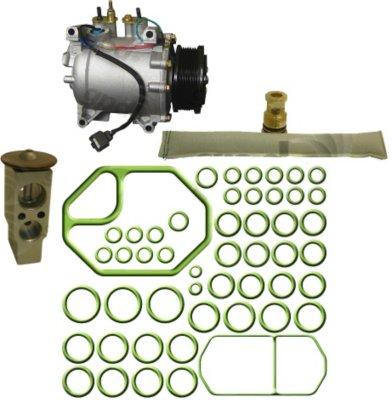 2004-2008 Acura TSX A/C Compressor GPD Acura A/C Compressor 9643181