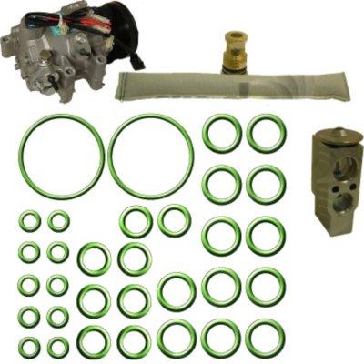 2006-2009 Honda Civic A/C Compressor GPD Honda A/C Compressor 9643182