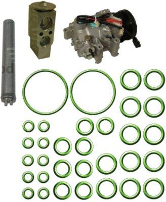 2006-2009 Honda Civic A/C Compressor GPD Honda A/C Compressor 9644789