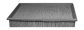 1994-1998 Audi Cabriolet Air Filter Hastings Audi Air Filter AF966