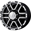 ION Alloy Wheels Wheel