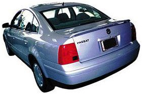 JSP J1379214 Spoiler - Primed, Plastic, Direct Fit