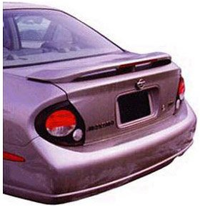 JSP J1398306 Spoiler - Primed, Plastic, Direct Fit