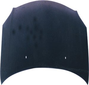 JSP J13CFH030GF Hood - Natural, Carbon Fiber, Direct Fit