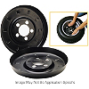Kleen Wheels Brake Dust Shields