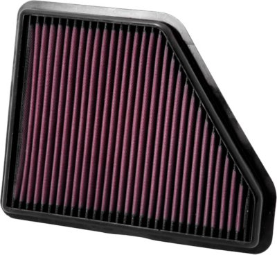 2010-2017 Chevrolet Equinox Air Filter K & N Chevrolet Air Filter 33-2439 K33332439