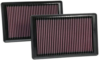 2010-2015 Jaguar XK Air Filter K & N Jaguar Air Filter 33-2445 K33332445