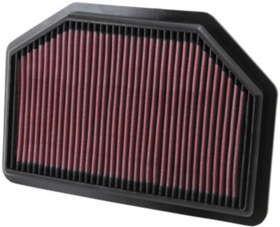 2014 Hyundai Genesis Air Filter K & N Hyundai Air Filter 33-2481 K33332481
