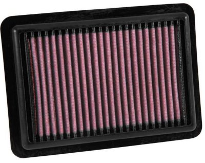 2015-2016 Honda Fit Air Filter K & N Honda Air Filter 33-5027 K33335027